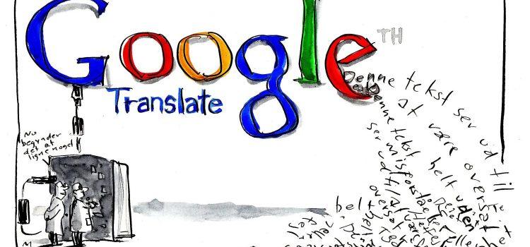 Aplicații NLP: Google Translate
